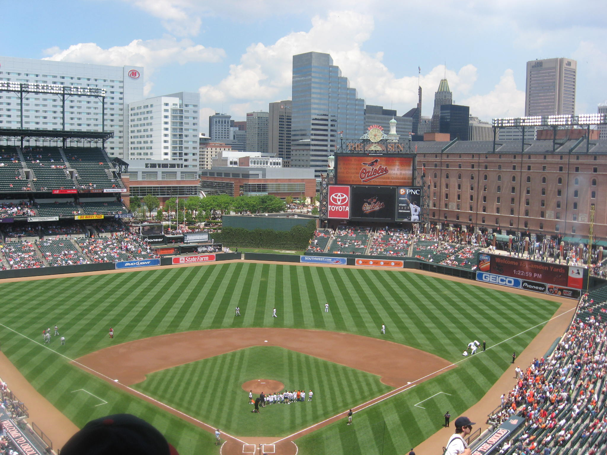 Oriole Park at Camden Yards - Untappd