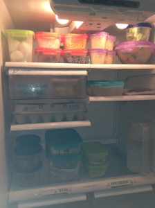 Food Prep Fridge