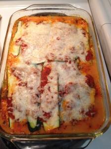 Clean Comfort Lasagna
