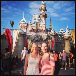 Sister Time at Disney