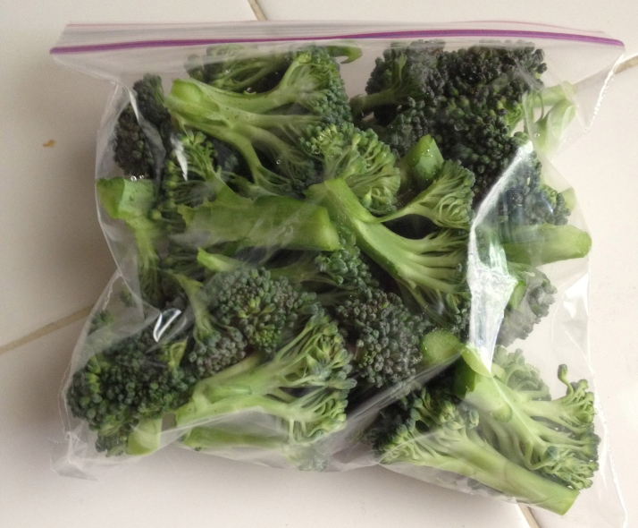 Broccoli | Girl on the Move Blog
